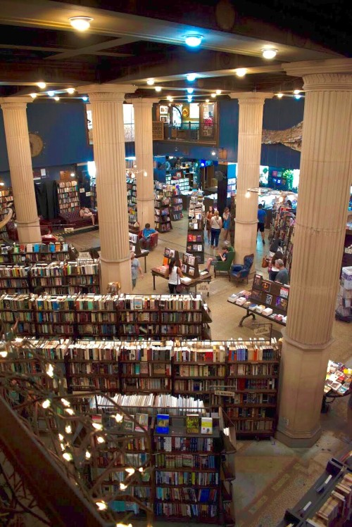 The Last Bookstore Interior