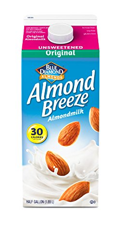 Almond Breeze Original Unsweeted